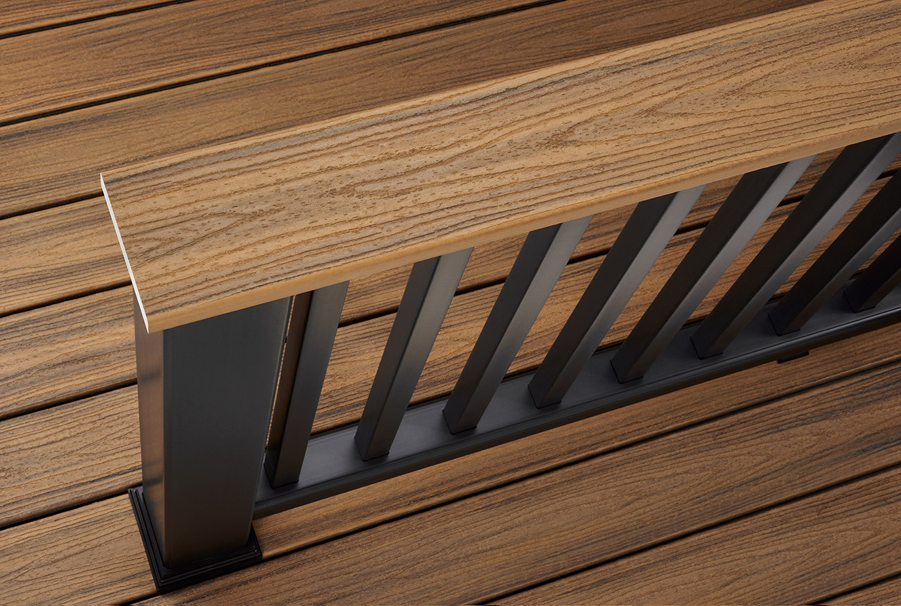 Decking Railing Options Styles Trex