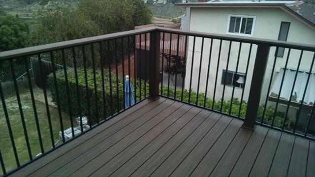San diego decks trex decking railing trim porch pergola installer san diego decks solutioingenieria Gallery
