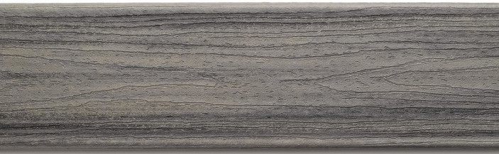 Transcend Tropical in Island Mist offers a silvery, grey color to the Tropical product line.
