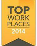 Trex Company was selected as one of the 2014 Top Workplaces by the Washington Post.