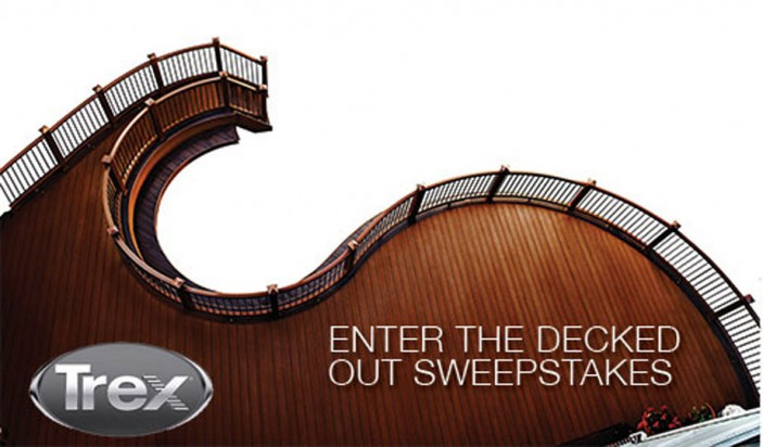 Enter to win Trex Outdoor Furniture in our