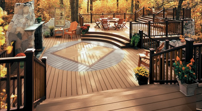 Fall may be the perfect time to build a deck.