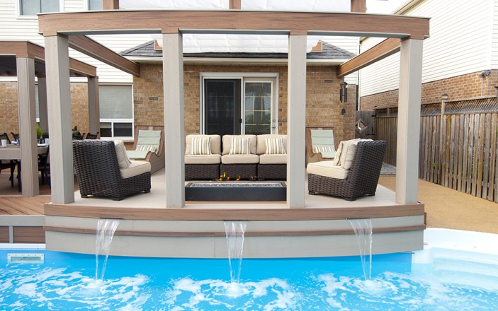 The Trex Blog Pool Deck Designs Worthy Of A Plunge Trex