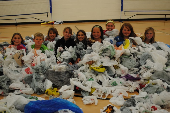 Trex's Plastic Film Recycling Challenge is a fun, educational environmental challenge for schools.