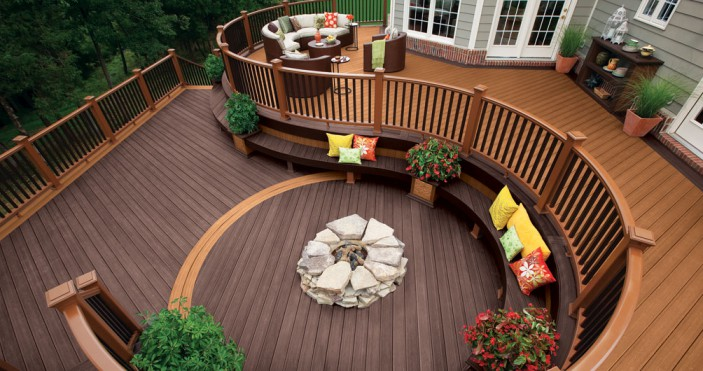trex, decking, transcend, vintage lantern, tree house