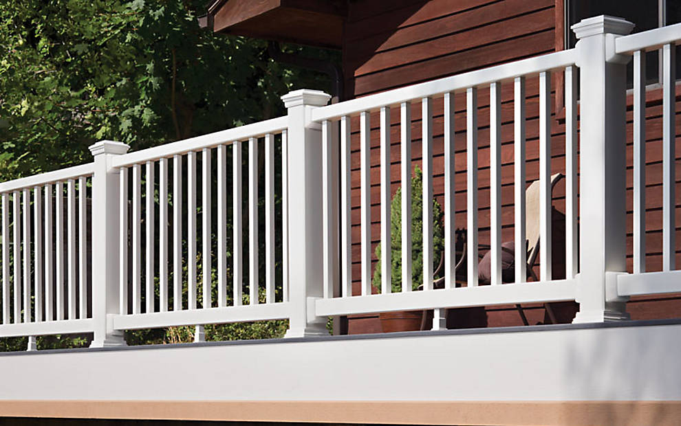Trex Decking Colors >> The deck version of roughing it, luxuriously | Trex