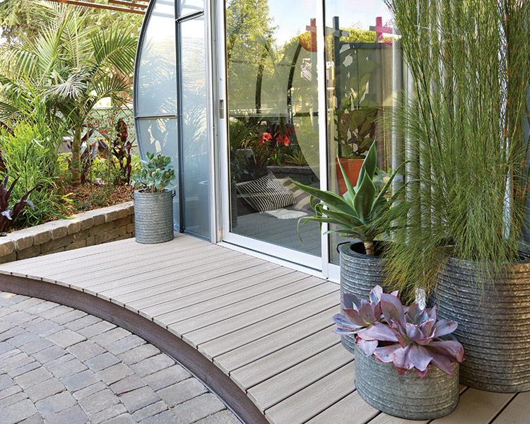 Trex Color Selector Select Your Composite Decking Colors Trex - Garden decking rope