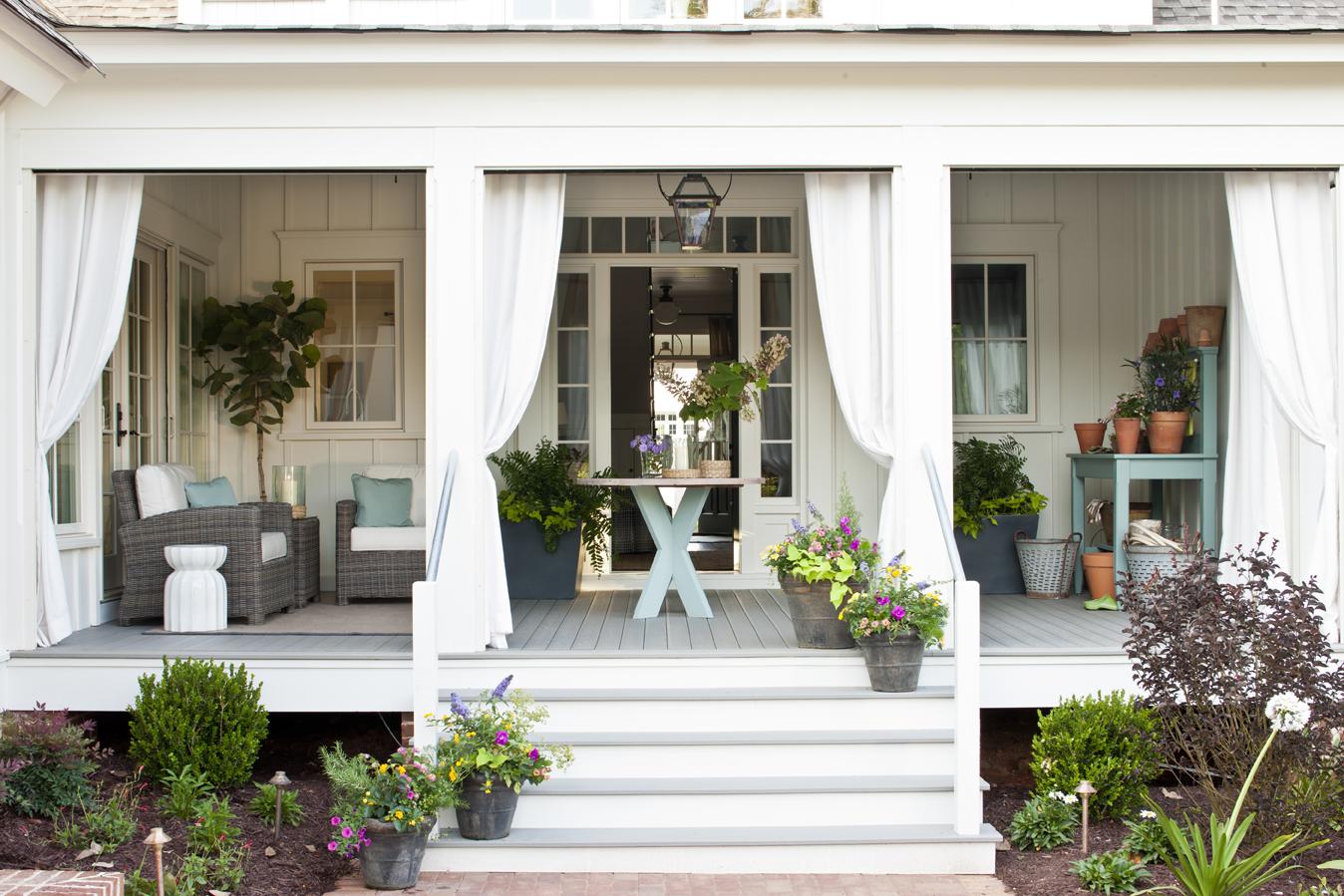 Farmhouse Outdoor Lighting Front Door