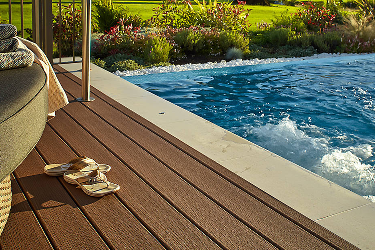 What to Consider When Planning Your Above Ground Pool Deck ...